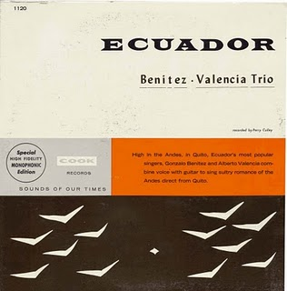 Benitez Valencia Trio Discos Cook