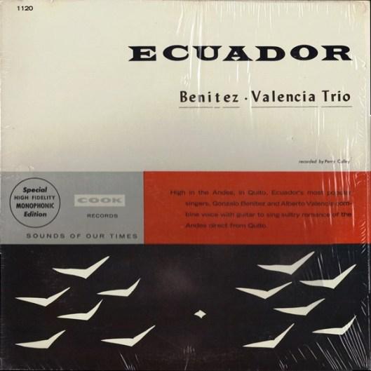 ECUADOR, Benitez Valencia Trio